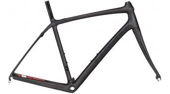 Trek Domane 6 Rennrad Rahmenkit Gr. 50cm matte dnister black/trek black Mod. 2016