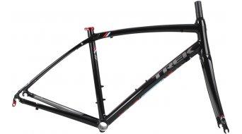 Trek Lexa SLX bici carretera kit de cuadro Señoras-kit de cuadro tamaño 44cm trek negro Mod. 2016