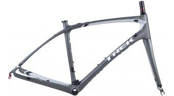Trek Silque Rennrad Rahmenkit Damen-Rahmenkit Gr. 47cm matte charcoal/bright silver Mod. 2016