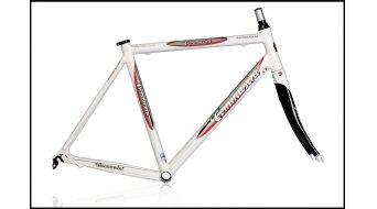 Tommasini Racing Alloy Aluminium Rennrad Rahmenkit inkl. FKTT Gabel (Sloping-Geometrie)