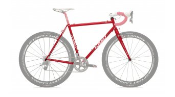 Ritchey Swiss Cross Cantilever 700C Cyclocross kit de cuadro rojo