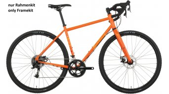 Salsa Vaya 700C Cyclocrosser Rahmenkit orange Mod. 2017
