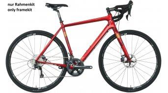 Salsa Warbird Carbon 700C Cyclocrosser Rahmenkit red Mod. 2017
