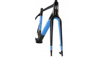 Storck T.I.X. G1 Cyclocross kit de cuadro tamaño 53cm (M) retro azul/negro Mod. 2015