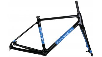 Storck T.I.X. PRO G1 Cyclocrosser kit de cuadro negro/azul Mod. 2016