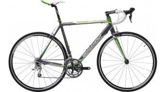 Bergamont Dolce 4.1 Rennrad Gr. 59cm shiny grey/green Mod. 2011