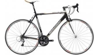 Bergamont Dolce 6.1 Rennrad Gr. 53cm matt anodized black/white Mod. 2011
