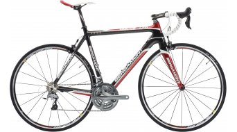 Bergamont Dolce LTD. Triple Rennrad shiny carbon/red Mod. 2011
