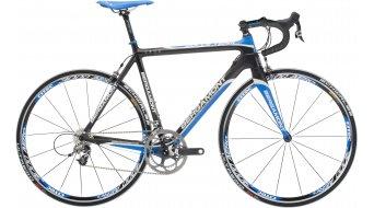 Bergamont Dolce Team Rennrad Gr. 50cm matt carbon/blue Mod. 2011