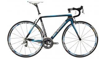 Bergamont Dolce Team Rennrad Gr. 53cm matt black/blue/white Mod. 2012