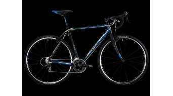 Bergamont Dolce CX Cyclocrosser black-white/blue matt Mod. 2013