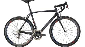 Bergamont Dolce MGN (Citec) Rennrad carbon-red/grey matt Mod. 2013