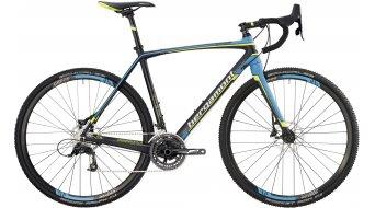 Bergamont Prime CX Team Cyclocrosser carbon/cyan/neon yellow/white (matt) 2014