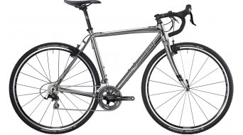 Bergamont Prime CX Cyclocrosser grey/black/grey (shiny) 2014