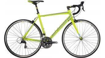 Bergamont Prime 4.4 road bike size 53cm lime/cyan/grey (matt) 2014