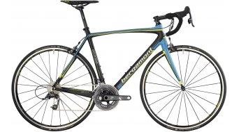 Bergamont Prime Team Rennrad carbon/cyan/neon yellow/white (matt) Mod. 2014