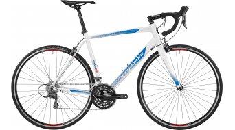 Bergamont Prime 4.0 bici da corsa bici completa uomini- ruota . pearl white/blue/red mod. 2016