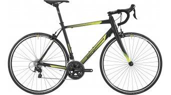 Bergamont Prime 7.0 bici da corsa bici completa uomini- ruota . black/neon yellow mod. 2016