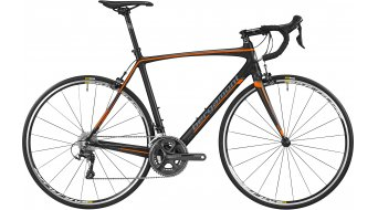 Bergamont Prime Race bici da corsa bici completa uomini- ruota . black/arancione/grey mod. 2016