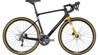 "Bergamont Grandurance Expert Carbon 28"" 公路赛车 整车 型号 black/dark silver (matt) 款型 2018"