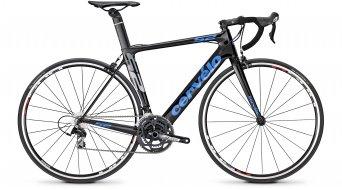 Cervélo S2 105 Rennrad schwarz/blau Mod. 2014