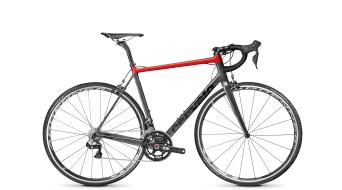 Cervélo R5 Dura Ace Di2 2x11 bici da corsa bici completa . black/red/grey mod. 2016