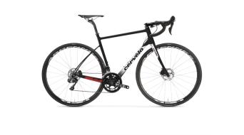 Cervélo C3 Ultegra Di2 Disc 2x11 bici da corsa bici completa . black/white mod. 2016