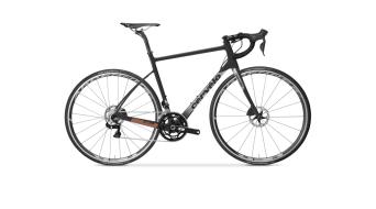 Cervélo C5 Dura Ace Di2 Disc 2x11 bici da corsa bici completa . black/grey mod. 2016
