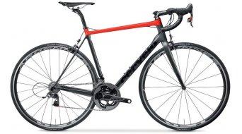 Cervélo R5 Red 2x11 bici da corsa bici completa . darkgrey/red mod. 2016