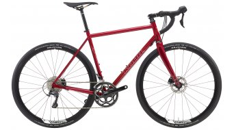 KONA Roadhouse bici completa . red mod. 2016