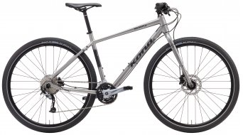 KONA Big Rove AL 28 fiets Gr. silver model 2017