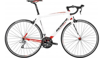 Lapierre Audacio 200 TP 28 road bike bike white/red/black glossy 2015