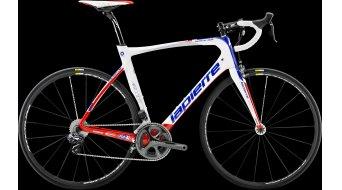 Lapierre Aircode FDJ CP 28 Rennrad Komplettbike white/red/blue fdj glossy Mod. 2015