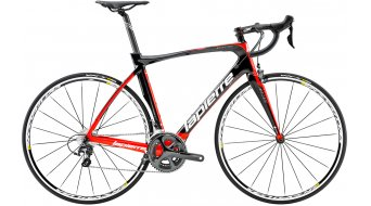 Lapierre Aircode 300 DB 28 road bike bike carbon/red/white matt 2015