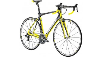 Lapierre Aircode 700 DB 28 road bike bike carbon/yellow/white matt 2015