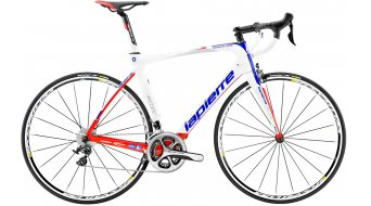 Lapierre Aircode FDJ DB 28 road bike bike white/red/blue fdj glossy 2015