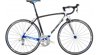 Lapierre Sensium 100 CP 28 road bike bike carbon/blue/white matt 2015