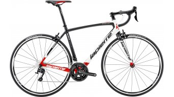 Lapierre Sensium 200 CP 28 road bike bike carbon/red/white matt 2015