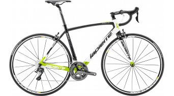 Lapierre Sensium 400 CP 28 road bike bike carbon/green/white glossy 2015
