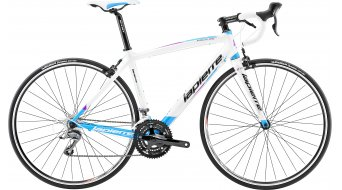 Lapierre Audacio 200 Lady 28 ladies road bike bike white/cyan blue/purple glossy 2015