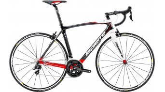 Lapierre Xelius EFI 100 CP 28 road bike bike carbon/red/white glossy 2015