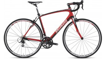 Specialized Roubaix Elite C2 Rennrad red/carbon Mod. 2012