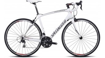 Specialized Roubaix Elite X3 Rennrad white/charcoal/red Mod. 2013