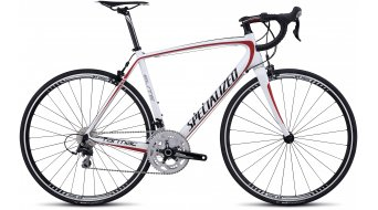 Specialized Tarmac Elite M2 Rennrad Gr. 61cm white/red/black Mod. 2013