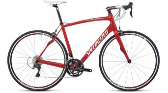 Specialized Roubaix SL4 Comp Ultegra C2ro Rennrad red/black/white Mod. 2014