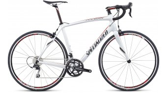 Specialized Roubaix SL4 Elite 105 C2 Rennrad white/red/black Mod. 2014