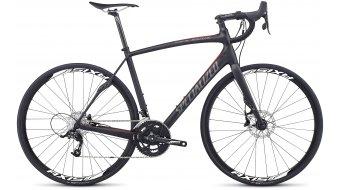 Specialized Roubaix SL4 Sport Disc Sram C2 Rennrad Gr. 54cm carbon/charcoal/red Mod. 2014