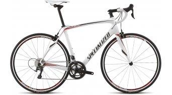 Specialized Roubaix SL4 Comp Rennrad Komplettbike white/black/red Mod. 2015
