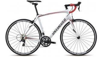 Specialized Roubaix SL4 Rennrad Komplettbike gloss white/black/red Mod. 2015