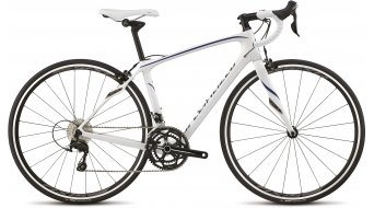 Specialized Ruby Sport Rennrad Komplettbike Damen-Rad white/deep blue/charcoal Mod. 2015